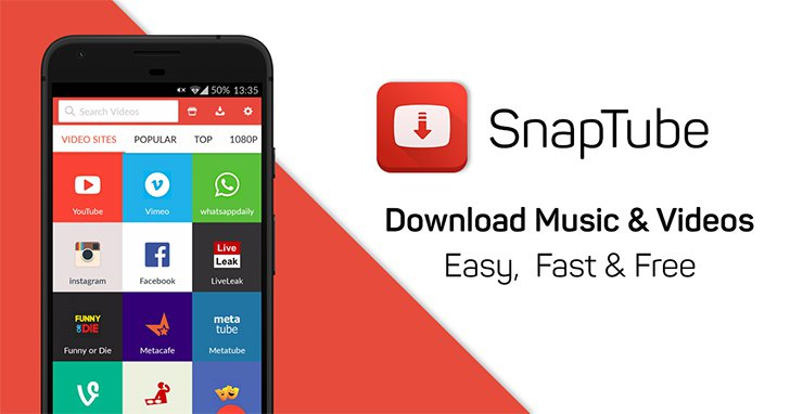 Snaptube download for android