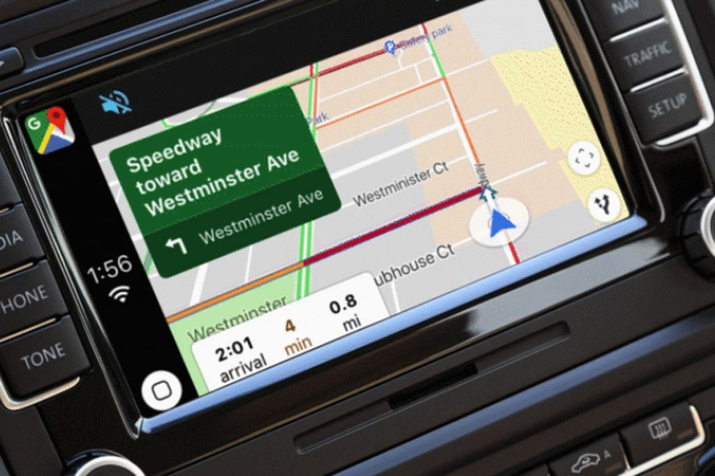 Download Android Auto- Google Maps | Download free for Android
