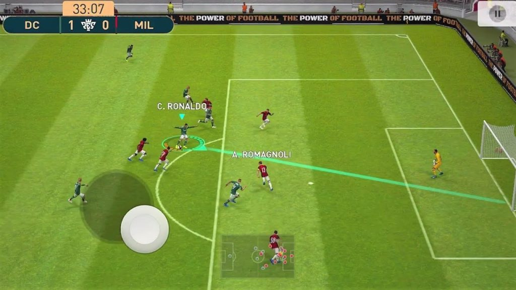PES 2019 mobile for Android | Download free for Android
